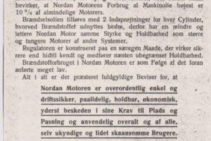 Nordan 001