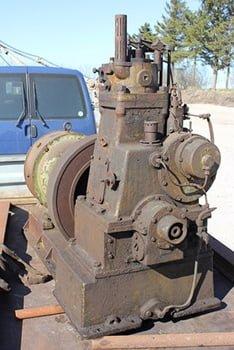 Holeby Diesel 8 Hk årg. 1933