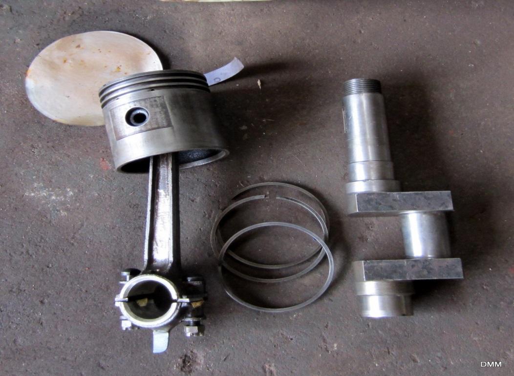 Stenhøj kompressor
