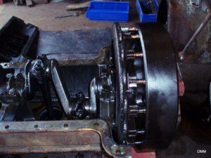 Renovering af Fordson traktor model F årgang 1923. Part 3.