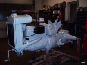 Renovering af Fordson traktor model F årgang 1923 Part 5